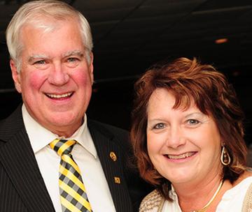 Bob and Chery Greenwood