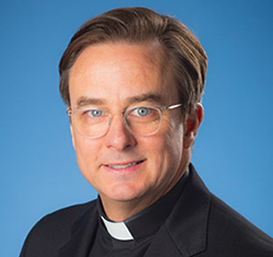 Daniel S. Hendrickson, SJ, President